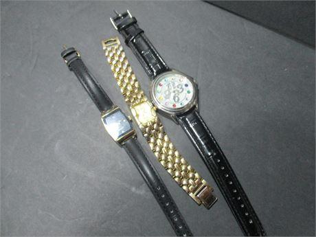 New Diamond Collezis working Ladies New Quartz Fashion Watches