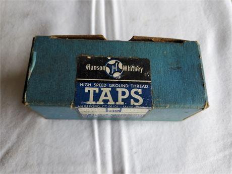 Hanson Whitney Pipe Tap