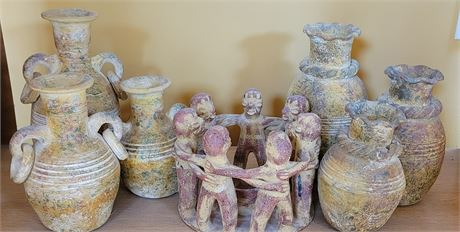 Southwestern Style Pottery Collection