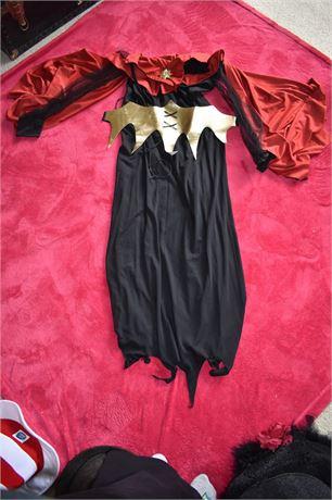 Vampire Queen Dress-Adult size