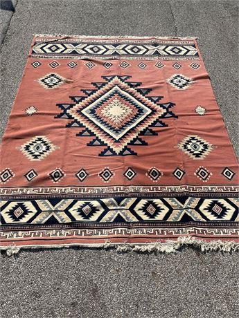South Western Native American Area Rug