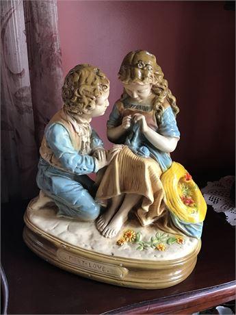 First Love Statue
