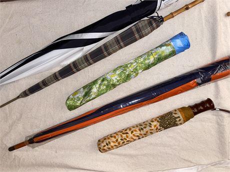 Five Umbrellas