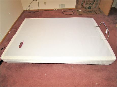 Leggett & Platt Adjustables S-cape Wallhugger Electric Bed Base