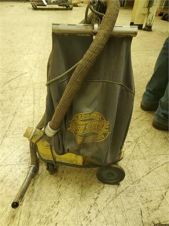 Antique Super Service Vacuum Toledo Ohio
