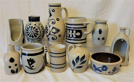 Williamsburg Salt Glaze Pottery