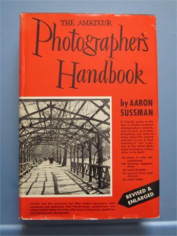 The Amateur Photographer's Handbook. Hardback