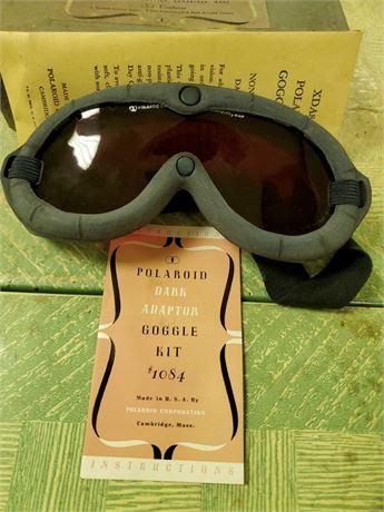 Polaroid Dark-Adaptor Goggle Kit