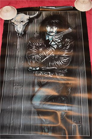 THE CROW poster 1994