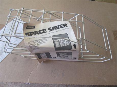 Morton New Model 100 3 Position Wire Display Space Saver Shelf