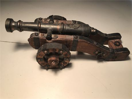 Scale Model Cannon #4