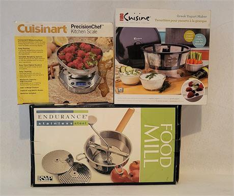 Kitchenware Lot