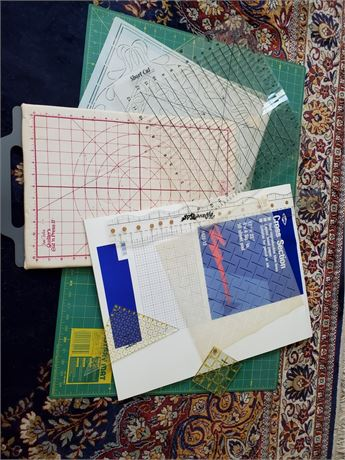 Quilty Measuring Things