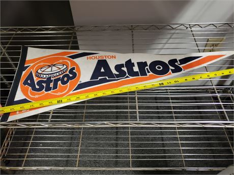 Houston Astros Team Pennant
