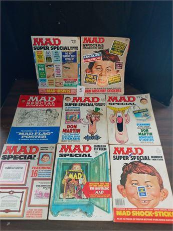 Mad magazines. Specials
