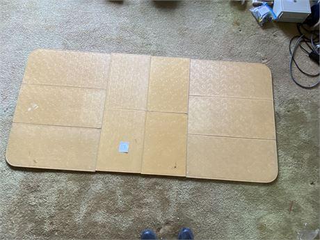 Rectangular Table Top Protector