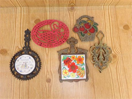 Collection of Trivets