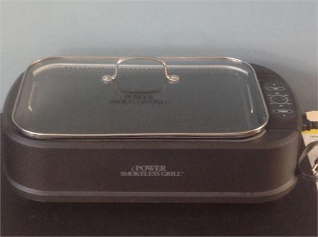 Power Smokeless Grill - never used