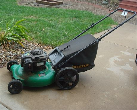 Weedeater Lawn Mower