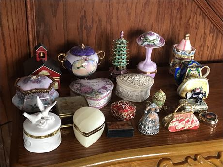 Ring Box Collection (20)