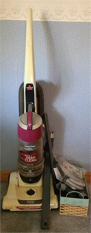 Bissell Vacuum w/ Attachments