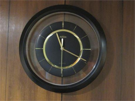 Wall Clock - Retro Style Sunbeam