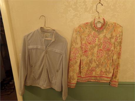 St John Sport jackets