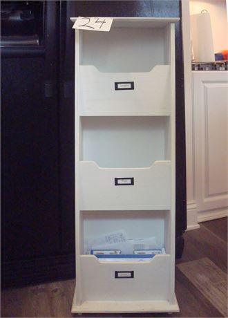 Sorting Shelf