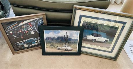 Framed Porsche Prints