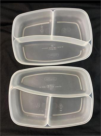 Sterilite containers