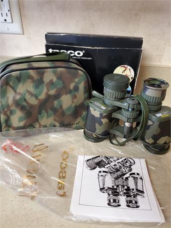Vintage Tasco Binoculars 7X 15x35MM