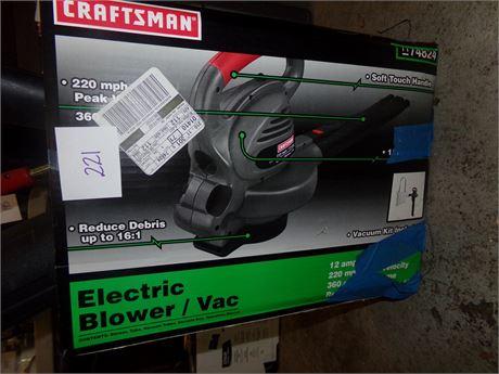 Craftsman Blower Vac