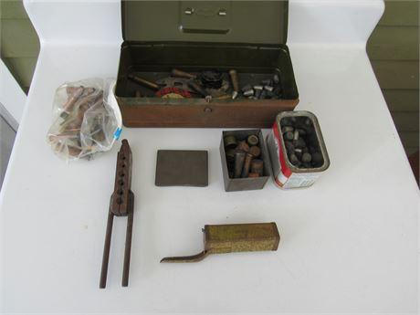 Old Bullets Civil War? + Extras