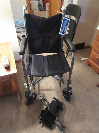 Drive Wheelchair, Unused