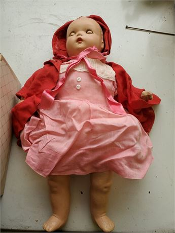 Antique Horsman Baby Doll