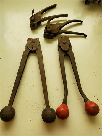 Banding Tools + Crimpers