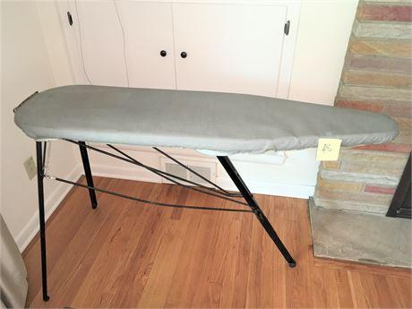 Vintage Metal Ironing Board
