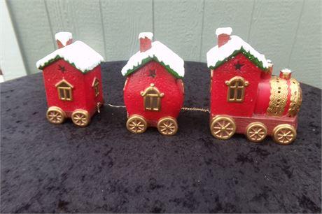 Porcelain Train set