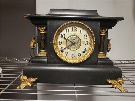Vintage Lorraine Electric Table Clock