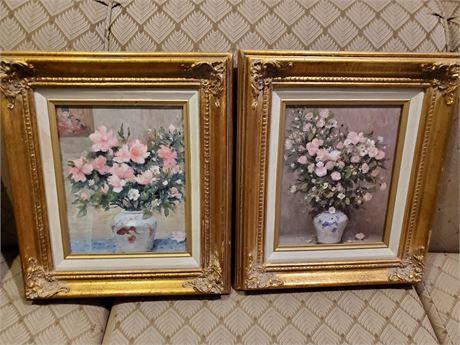 Pair of Nicely Framed Prints