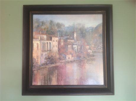 """Bombay Company """"Still Autumn"""" by Michael Longo"""