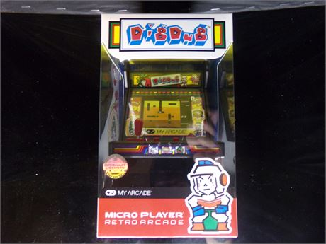 Dig Dug handheld video game