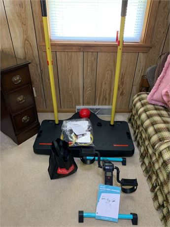 HOME FITNESS LOT
