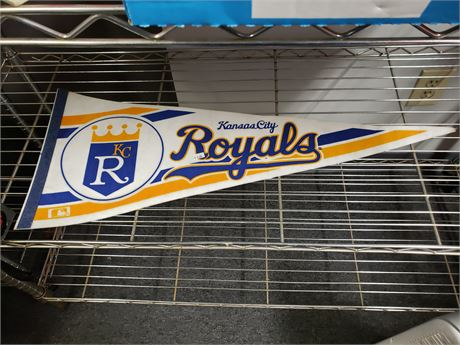 Kansas City Royals Pennant