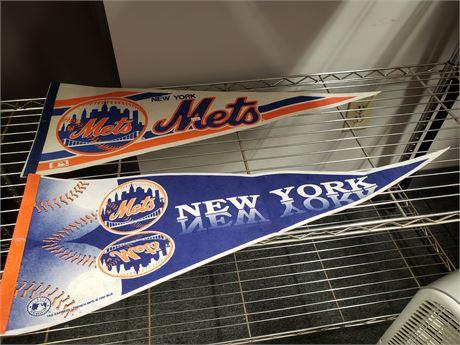 New York Mets Team Pennants