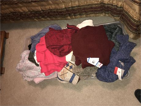 Women's Sweaters Lot - Some New w/Tags