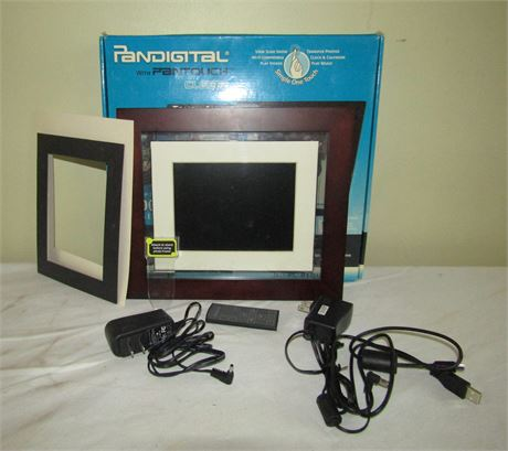 Pandigital Photo Frame