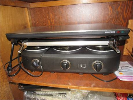 Warming Tray - Tru Toastess