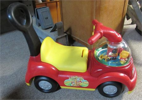Fisher Price Little People Ride-On / Push Toy