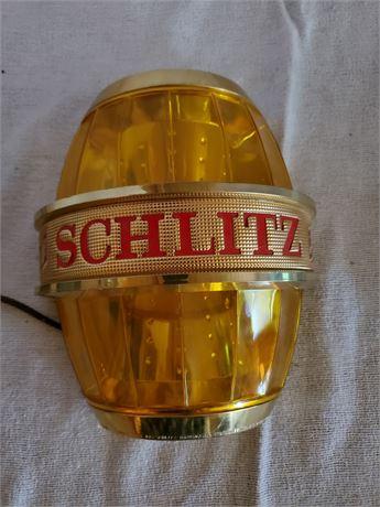 Vintage Schlitz Beer Bar Light #2